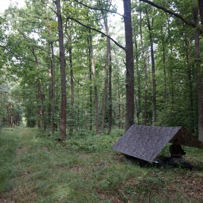 Czy w parkach krajobrazowych można biwakować?