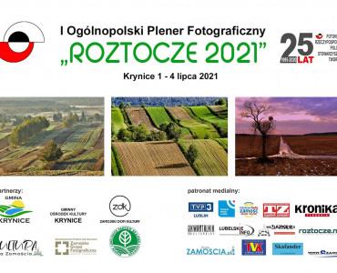 """I Ogólnopolski Plener Fotograficzny """"ROZTOCZE 2021"""""""
