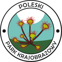 Logo: Poleski Park Krajobrazowy