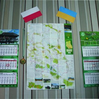 Zespół Lubelskich Parków Krajobrazowych w … Donbasie