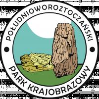 Logo: Południoworoztoczański Park Krajobrazowy