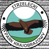 Logo: Strzelecki Park Krajobrazowy