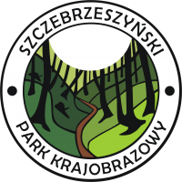 Logo: Szczebrzeszyński Park Krajobrazowy