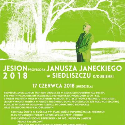 Pamięci prof. Janusza Janeckiego