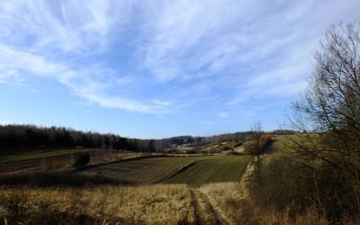 Rolniczy krajobraz SZPK fot. M.Sykała