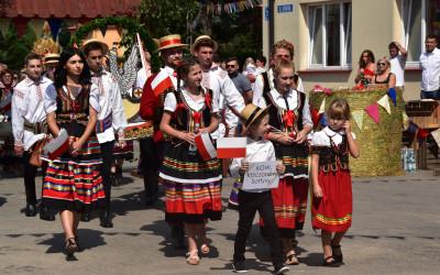 Delegacja KGW Krzczonów Sołtysy