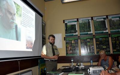 Prezentacja o działaczach ochrony przyrody