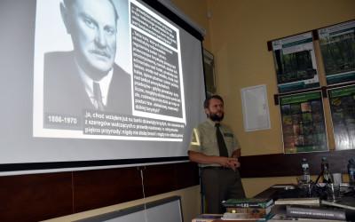 słów kilka o prof. Władysławie Szaferze