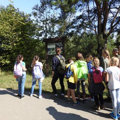 Rajd po Szczebrzeszyńskim Parku Krajobrazowym