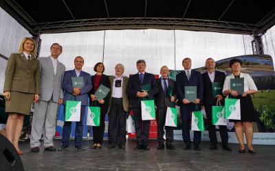 Nagrodzeni odznaką Przyjaciel Lubelskich Parków Krajobrazowych