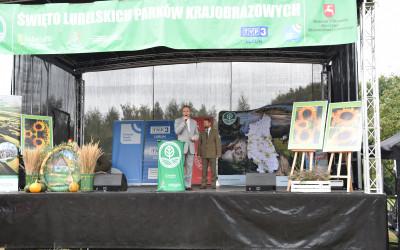 Przemowa Pana prof. dr hab. Bogusława Sawickiego - Przewodniczącego Rady Parków Krajobrazowych
