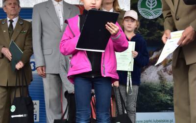 Zwycieżczyni konkursu literackiego Szepty krzczonowskich źródeł w kat. 1-3 szkoły podstawowe, Paulina Potręć