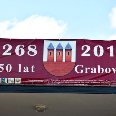 Uroczystości 750-lecia Grabowca