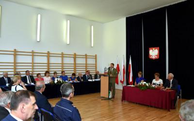 Wystąpienie pracownika ZLPK Krzysztofa Wojciechowskiego