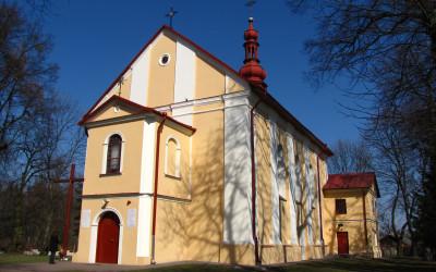 Kościół p.w. Wniebowzięcia NMP w Krzczonowie
