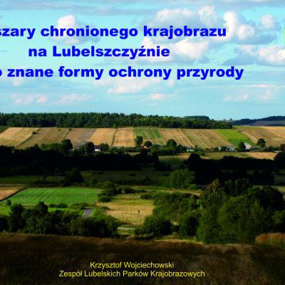 Obszary chronionego krajobrazu w Domu Kultury LSM