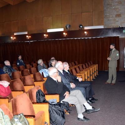 Wykład w Domu Kultury LSM