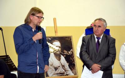 Bogdan Nowak i Stanisław Jędrusina