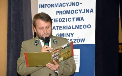 Pracownik Biura ZLPK Krzysztof Wojciechowski