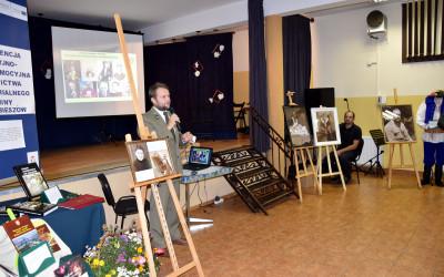 Wykład o znanych osobach z terenu Skierbieszowskiego Parku Krajobrazowego