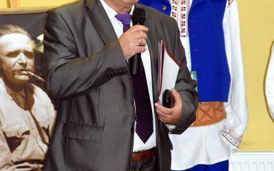 Zastępca wójta Gminy Skierbieszów Stanisław Jędrusina