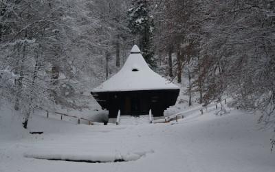 Kapliczka św. Rocha, fot. Małgorzata Grabek