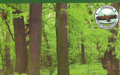 Mapa przyrodniczo-turystyczna Strzeleckiego Parku Krajobrazowego