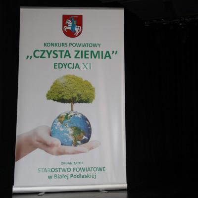 """""""Czysta Ziemia"""" – nasze uczestnictwo w podsumowaniu konkursu"""