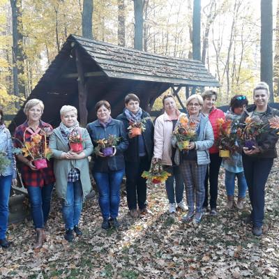 Nauczyciele gminy Sawin i Kamień