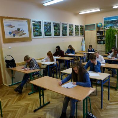 """Etap II Konkursu """"Poznajemy Parki Krajobrazowe Polski"""" w gminie Kazimierz Dolny"""