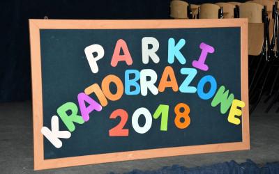 Parki Krajobrazowe 2018