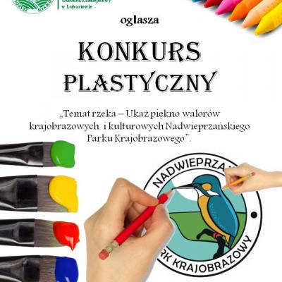 Ukaż piękno Nadwieprzańskiego Parku Krajobrazowego - konkurs plastyczny