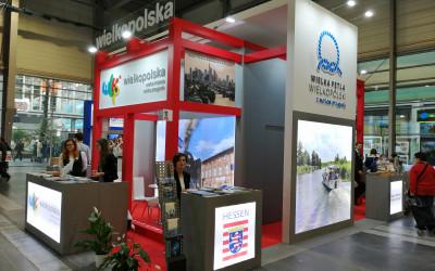 Stoisko Województwa Wielkopolskiego
