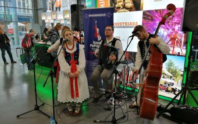 Zespół ludowy ze Śląska