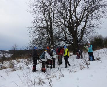 Zimowy Rajd po Roztoczu