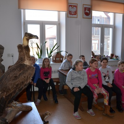 Kolejna odsłona współpracy z instytucjami kultury na rzecz edukacji ekologicznej – OZ w Janowie Podlaskim