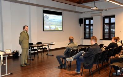 Prezentacja o Bagnach Olmańskich