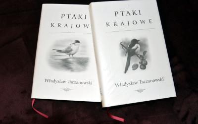 Ptaki krajowe, wydanie 2012 r.