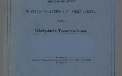 Spis ptaków Królestwa Polskiego