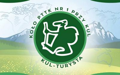 Logo Koła PTTK nr 1 przy KUL