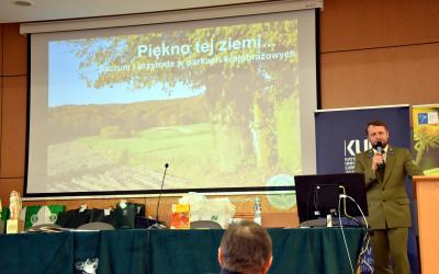 Piękno tej ziemi - prezentacja Krzysztofa Wojciechowskiego z Biura ZLPK