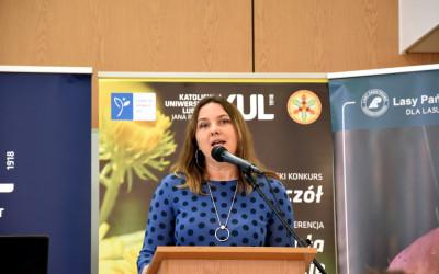 Renata Horbaczewska - wiceprezes Fundacji Rozwoju KUL