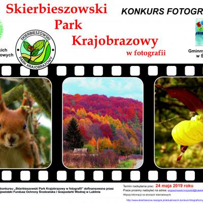 """Konkurs """"Skierbieszowski Park Krajobrazowy w fotografii"""" rozstrzygnięty !"""
