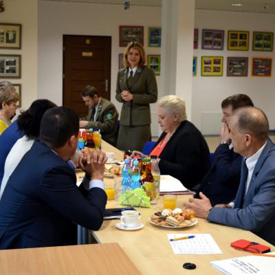 Spotkanie robocze w Skierbieszowie
