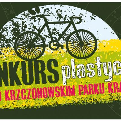 """Konkurs plastyczny """"Rowerem po Krzczonowskim Parku Krajobrazowym"""""""