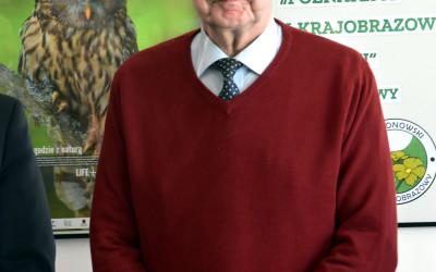 Prof. Bogusław Sawicki - przewodniczący Rady ZLPK