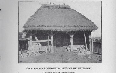 Spichlerz we Wrzelowcu