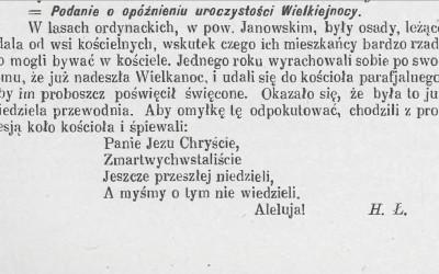 Wisła tom XVI z 1902 roku s. 464