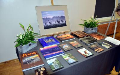 Wystawa filmów i albumów Artura Taboraz