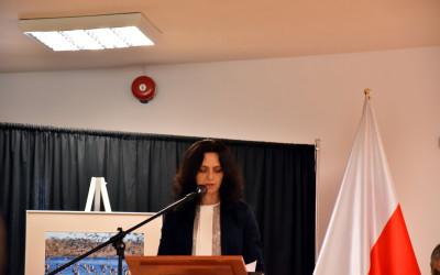 Wystąpienie Przewodniczącej Rady Gminy, Pani Sylwii Moskwa